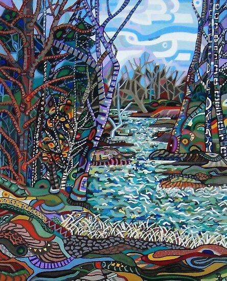 Rock Creek......SOLD by Deborah Glasgow