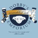 Dobby's Mismatched Sock Emporium by Stephanie Whitcomb