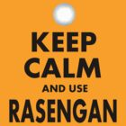 Keep Calm and use Rasengan by Luwee