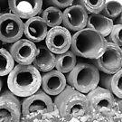 Age-old Pipes of Ephesus by M-EK