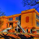 Abandoned Elementary School - Sherman, Texas, USA by aprilann