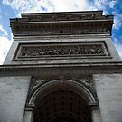 Arc de Triomphe by asaphus