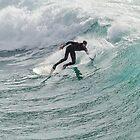 Porthtowan Surf #3 Mar2013 by Jon OConnell