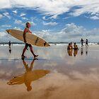Rainbow Bay by John Van-Den-Broeke
