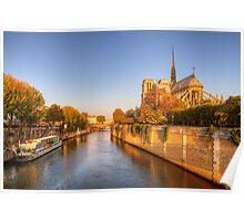 Notre Dame - Paris Poster