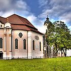 Pilgrimage Church of the Scourged Saviour - Steingaden by paolo1955