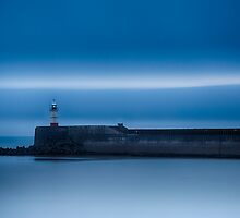 Newhaven Lighthouse by electricalimage