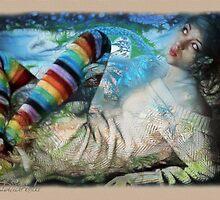 She's like a rainbow by David Kessler