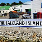 Welcome to the Falkland Islands by John Dalkin