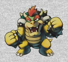 Bowser (Super Mario) by TaVinci