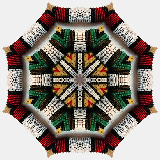 Zulu Beadwork by Yampimon