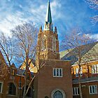 First Lutheran Church by Greg Belfrage