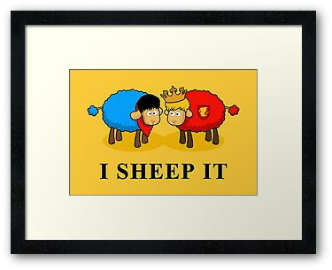 I Sheep it by sirwatson