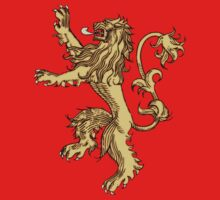 House Lannister by chester92