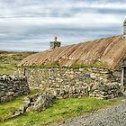 Lewis: Gearrannan Blackhouses by Kasia-D