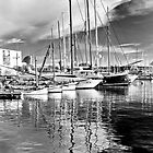 Maritime Reflections by Sue Knowles