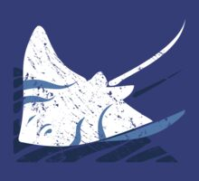 Blue Stingrays by PHRHD