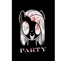 "Pinkamena ""Party"" Photographic Print"