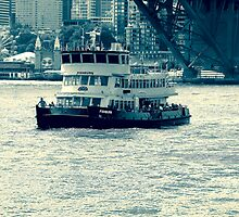 "Sydney ""Ferry"" by Toni McPherson"