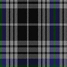 00791 Brittany National District Tartan Fabric Print Iphone Case by Detnecs2013
