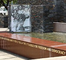 Soweto Uprising Memorial by Ren Provo