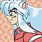 Inuyasha Print by HappyKittyShop