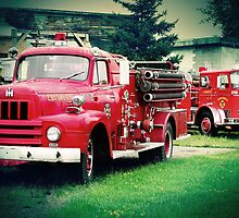 FireEngine Red by Nazareth