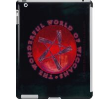 THE WONDERFUL WORLD OF WICCANS - 060 iPad Case/Skin