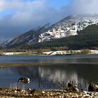 Skiddaw,Bassenthwaite lake,Cumbria. UK by Peter Skillen