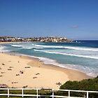 Bondi Beach by dezignercat