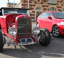 Ford Hot Rod by mrivserg