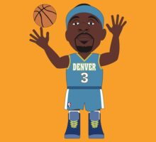 NBAToon of Ty Lawson, player of Denver Nuggets by D4RK0
