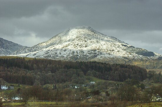 The Old Man Of Coniston by VoluntaryRanger