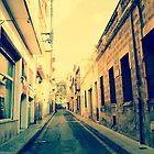 Mediterranean Streets.  by vanLinho