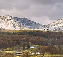 Dow Crag And The Old Man by VoluntaryRanger