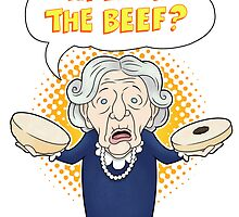 Where's the Beef? by TS Rogers