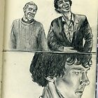 &quot;I dont have friends, I only have one&quot; by Hayleyat221B