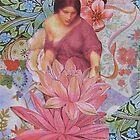 Lotus by Kanchan Mahon
