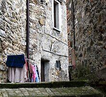 107-Baschi, Italy by Deborah Downes