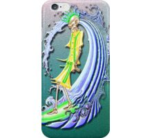 Skull Surfer iPhone Case/Skin
