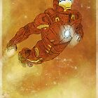 Iron Man by jeffrodgers
