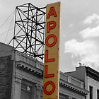 The Apollo Theatre in Harlem, New York by Danny Thomas