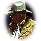 Cowboy by © Bob Hall
