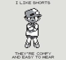 I Like Shorts (Pokemon) by Bob Buel