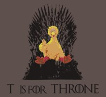 T is for Throne Kids Clothes