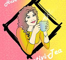 Have a Little Creativi-Tea by CatAstrophe