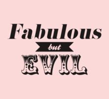 mean girls quote - fabulous but evil by moonshine and lollipops