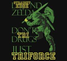 (straight) lEDGEnd OF ZELDA 2 by Max Heron