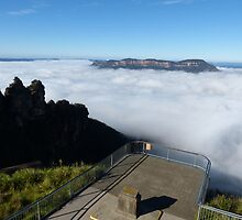 Echo Point, Katoomba by PhotosByG