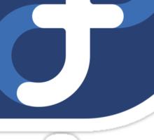 Fedora Sticker